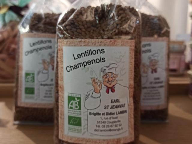 Lentillons Champenois