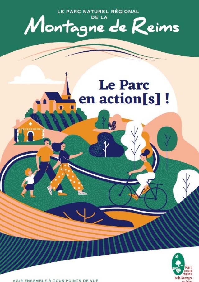 Montagne De Reims Le Parc En Actions