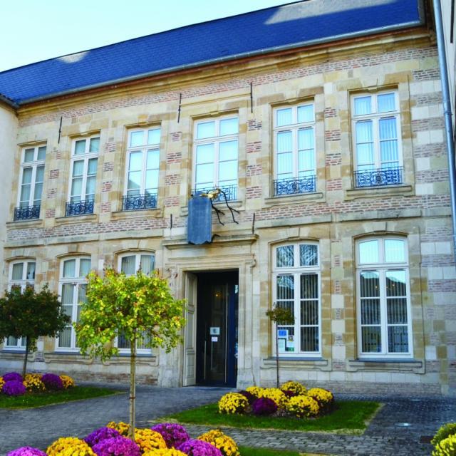 Musee Art Et Histoire Sainte Menehould