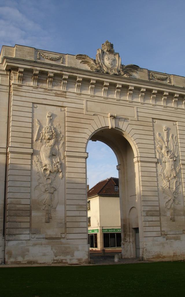 Porte Ste Croix Chalons 16
