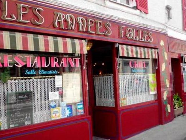 Restaurant Les Annees Folles Chalons