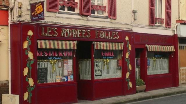 Restaurant Les Annees Folles Chalons En Champagne