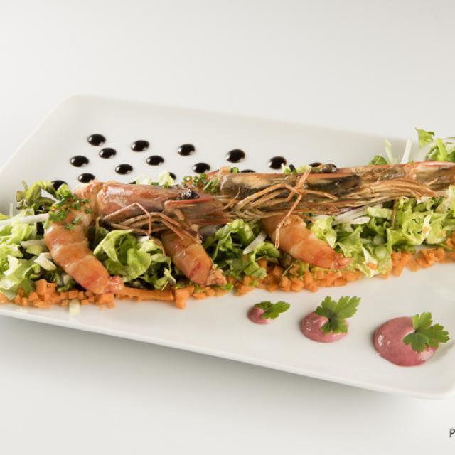 Restaurant Maison Souply Crevettes