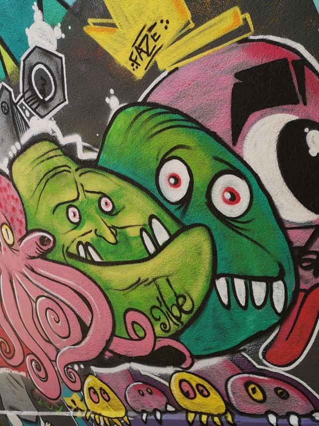 Street Art Chalons En Champagne