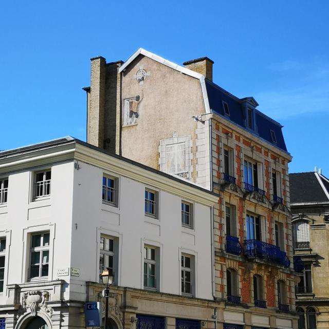 Street Art Chalons En Champagne Place Foch