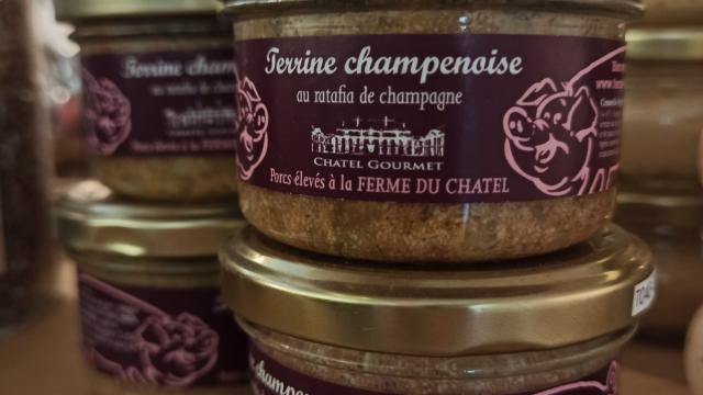 Terrine Champenoise Ratafa