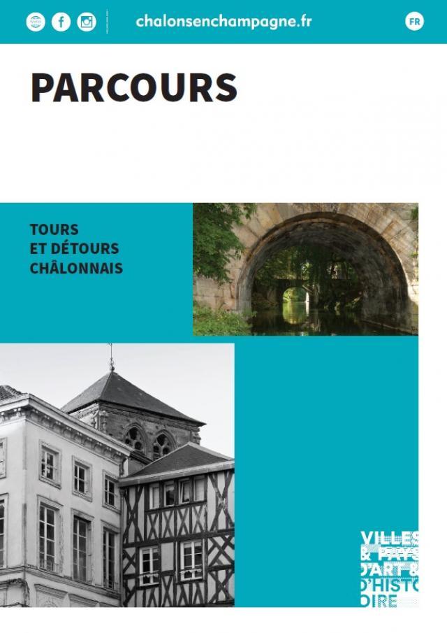 Tours Et Detours Chalonnais