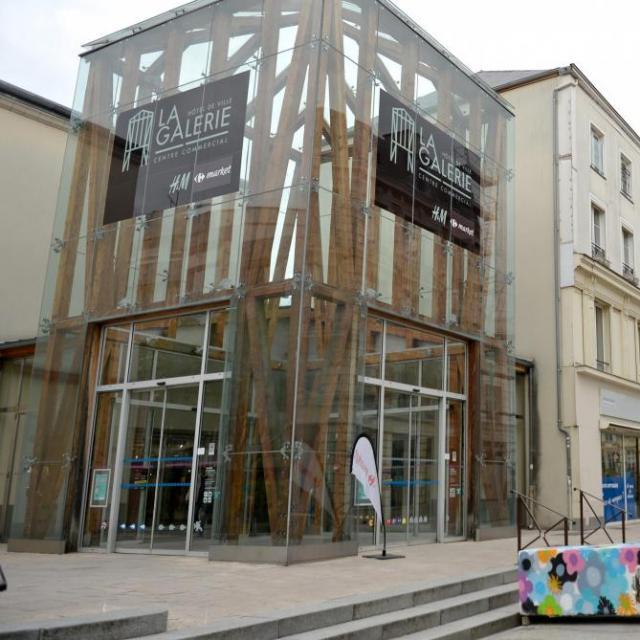 Ghv Galerie Hotel De Ville Chalons