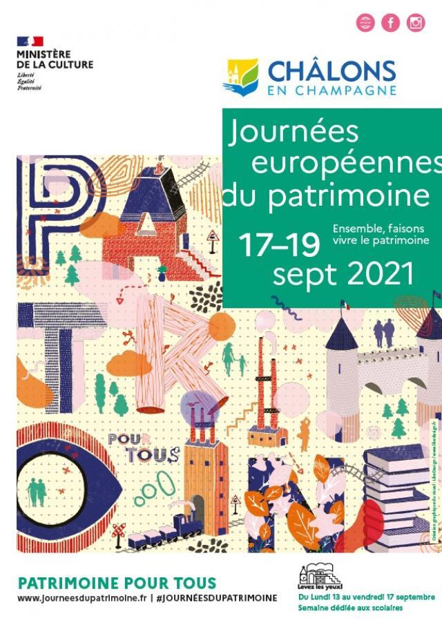 Journees Europeennes Du Patrimoine 2021