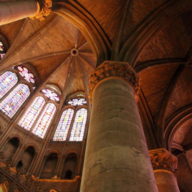 00 Cathédrale De Reims Intérieur 03 Crédit Photo Crtca