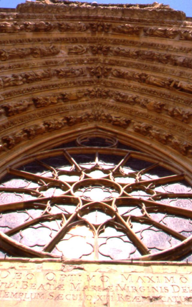 00 Reims Cathédrale Portail 03 Crédit Photo Greg Oxley
