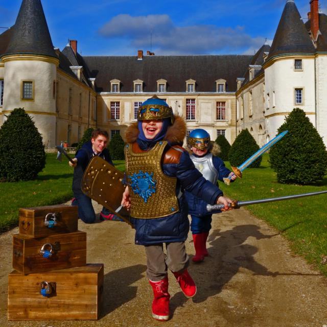 Chasse Au Trésor ©AyR