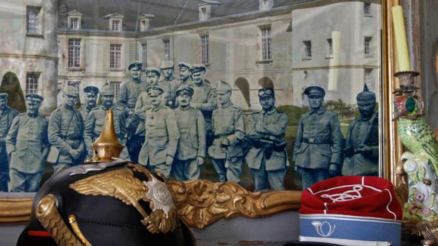 Chateau Conde Centenaire1418 Von Bulow