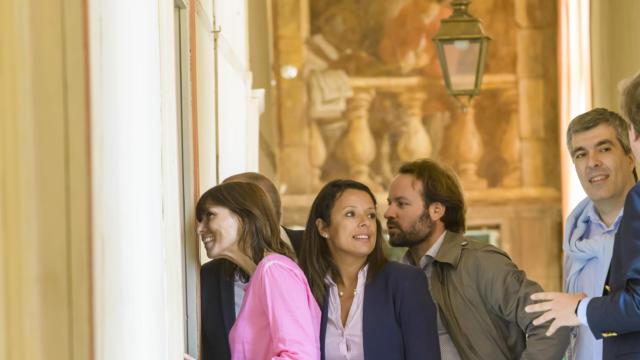 Chateau De Conde Conde En Brie@cambon (23w)