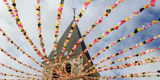 église Route Du Champagne
