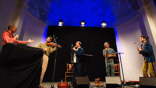 Festival De Chaillol Polyphonic System