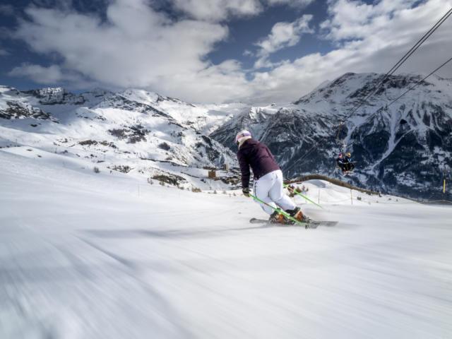 Orcières Merlette ski de piste