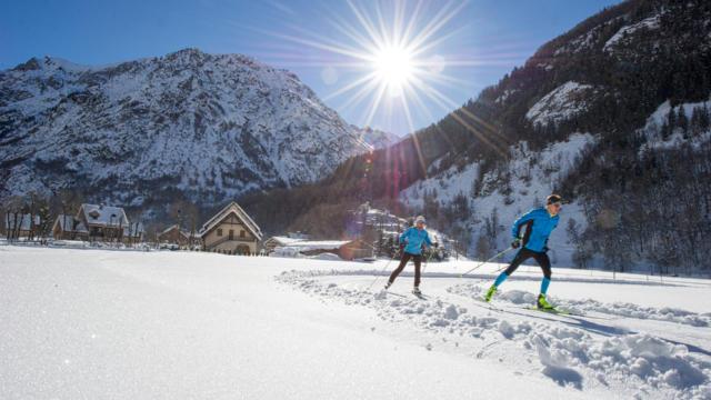 Rf Ski De Fond Valgaudemar