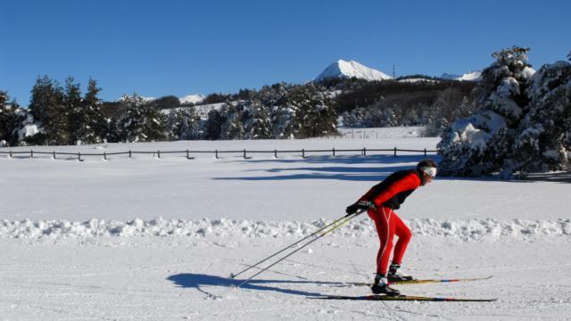 Ski De Fond à Bayard