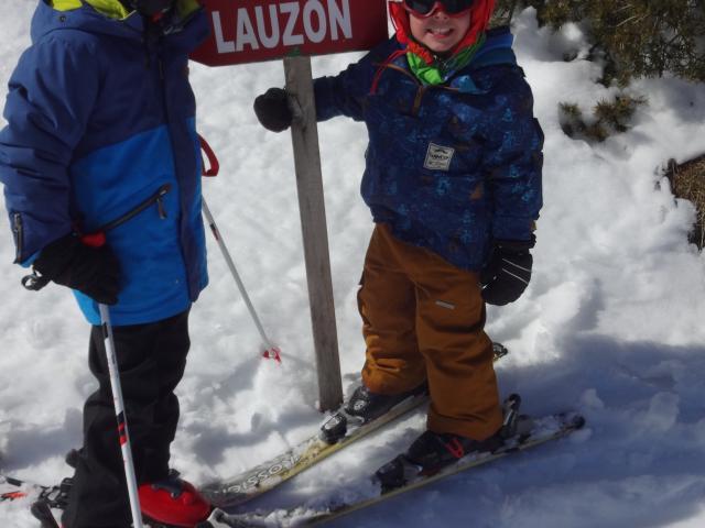 Mouflon ou Lauzon ?