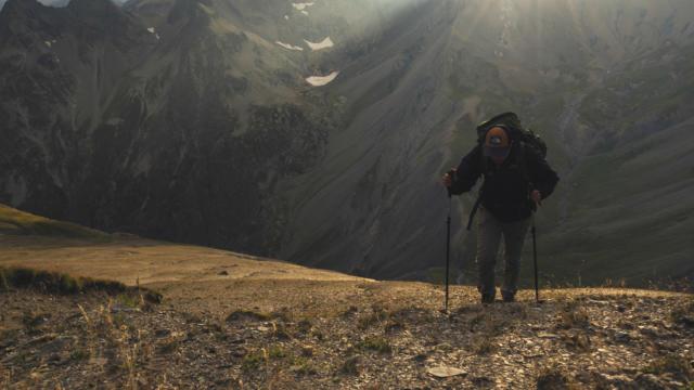 Randonnée dans le Valgaudemar