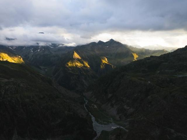 Randonnée Champsaur Valgaudemar