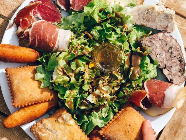 Assiette De Pays Champsaur