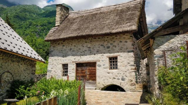 Ecomusée Villar Loubière dans le Valgaudemar