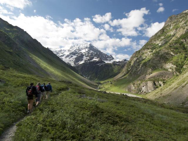 Randonnée de Vallonpierre dans le Valgaudemar