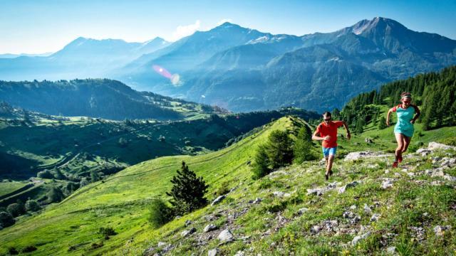 Trail du Champsaur