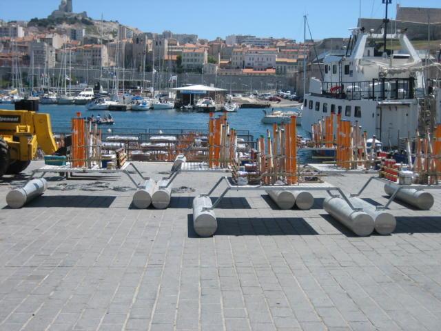 Feu d'artifice Marseille One shot production