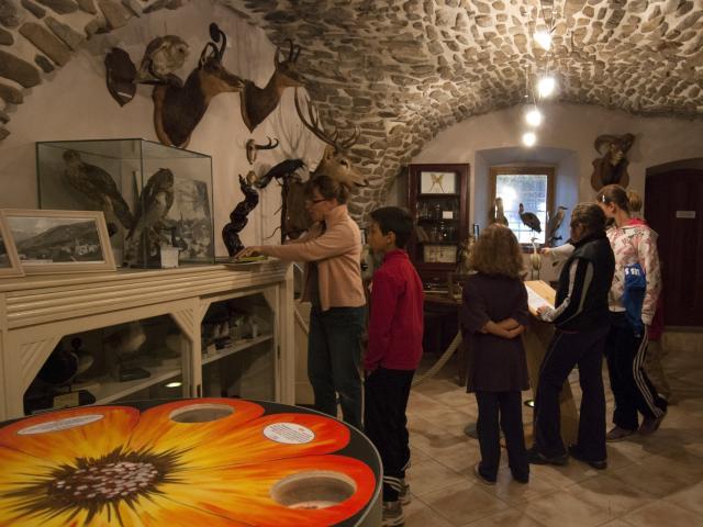 L'écomusée du refuge des animaux de Saint Léger les Mélèzes