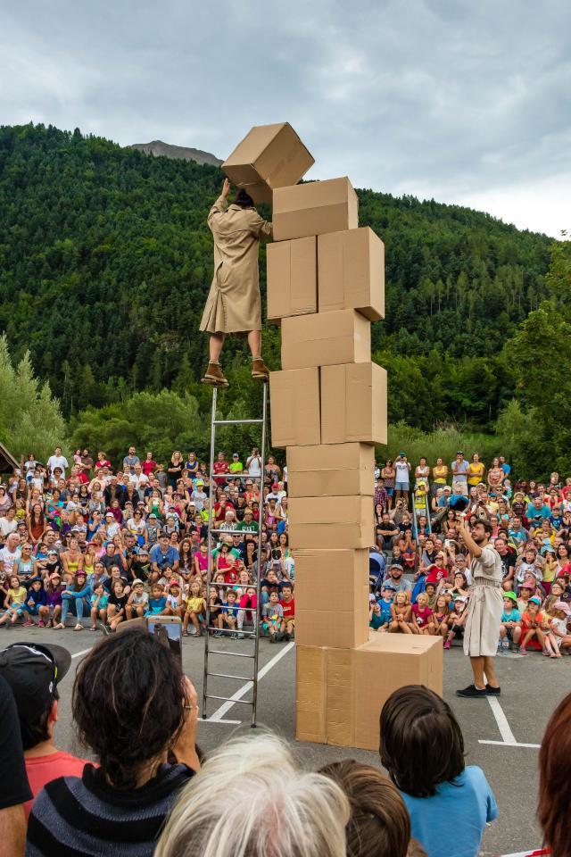 Festival L'Echo des mots 2017