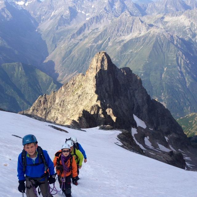 Camps Jeunes été alpinisme 2015