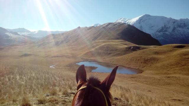 rando à cheval estaris@justine cochard