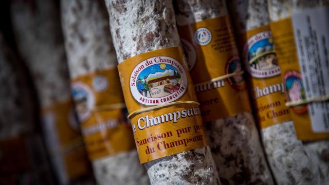 La salaison du Champsaur