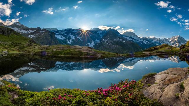 lac du Lauzon Valgaudemar