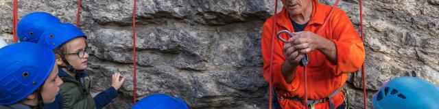 Hautes-Alpes (05), Champsaur Valgaudemar, Saint-Bonnet-en-Champsaur, Remy Karle, guide de haute montagne, moniteur de ski // Hautes-Alpes (05), Champsaur Valgaudemar, Saint-Bonnet-en-Champsaur, Remy Karle, mountain guide, ski instructor