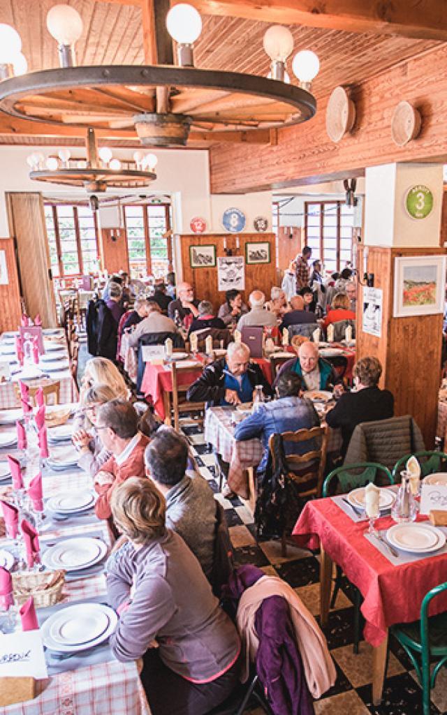 Restaurant Mont Olan Chevre
