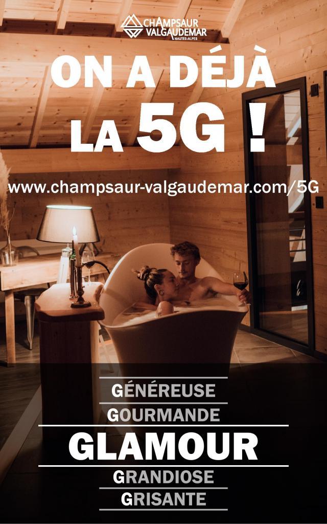 5g Glamour Hiver Champsaur Valgaudemar