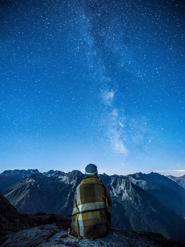 Nuit étoilée en Valgaudemar