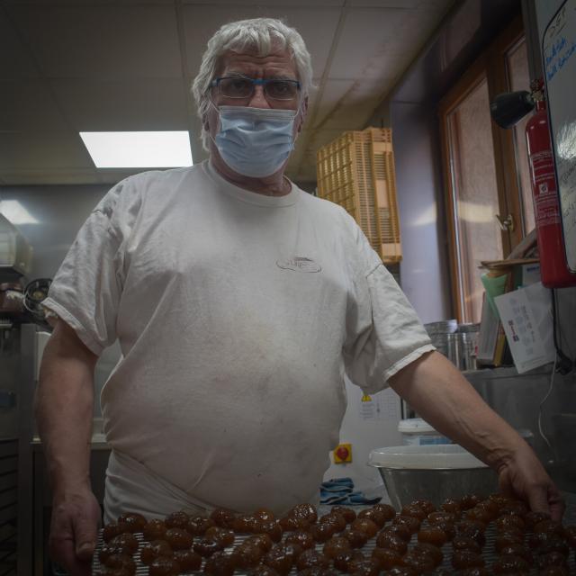 Boulangerie à Ancelle