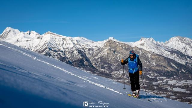 Ski de randonnée à Manse