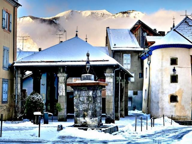 Centre Historique De St Bonnet en Champsaur