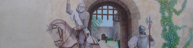 Fresque Lesdiguières