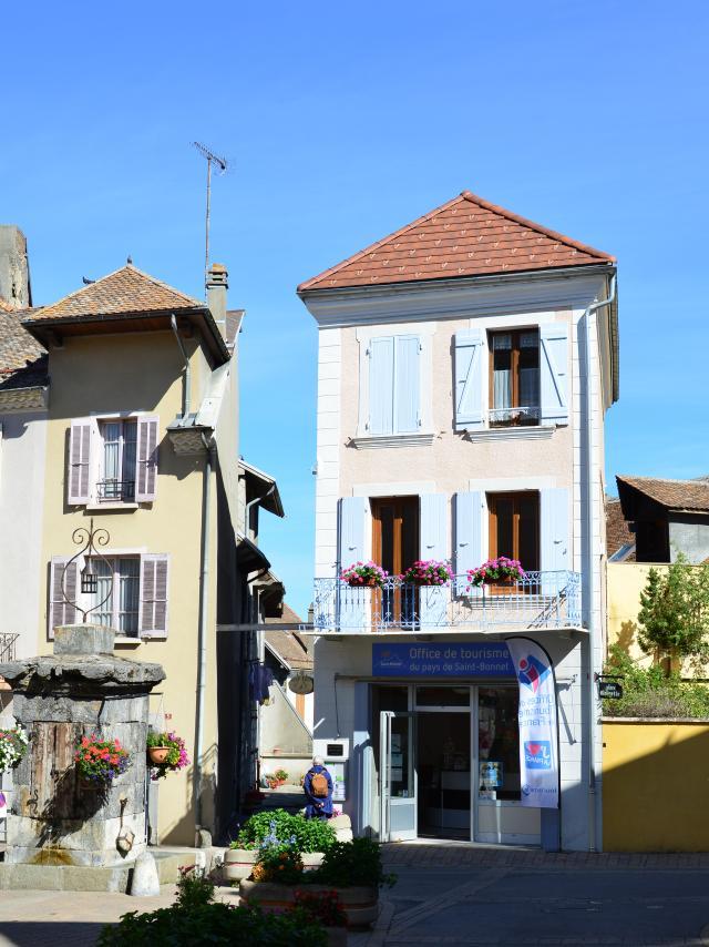 Bureau d'accueil de St Bonnet en Champsaur
