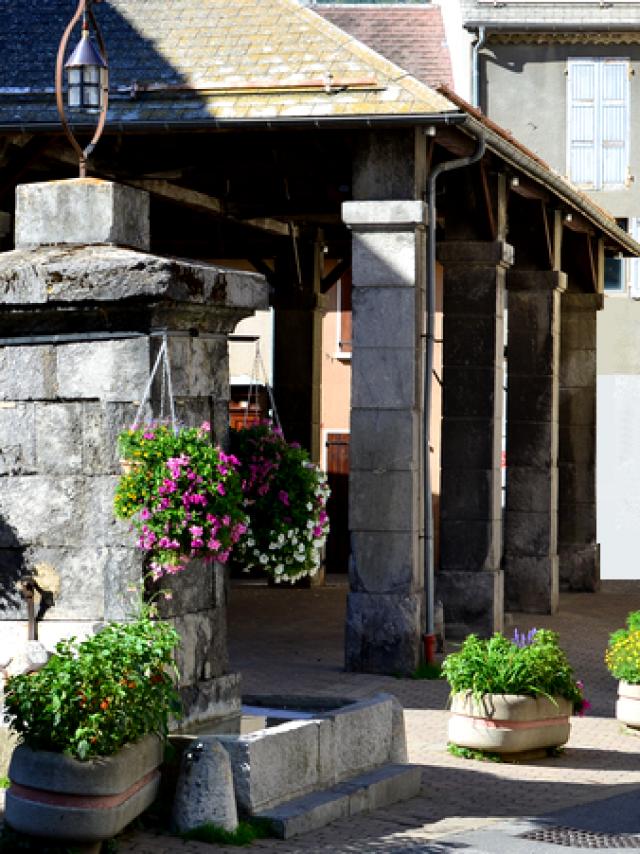 Place Grenette Saint Bonnet En Champsaur