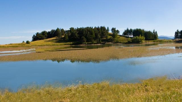 Lac Des Barbeyroux1©ja