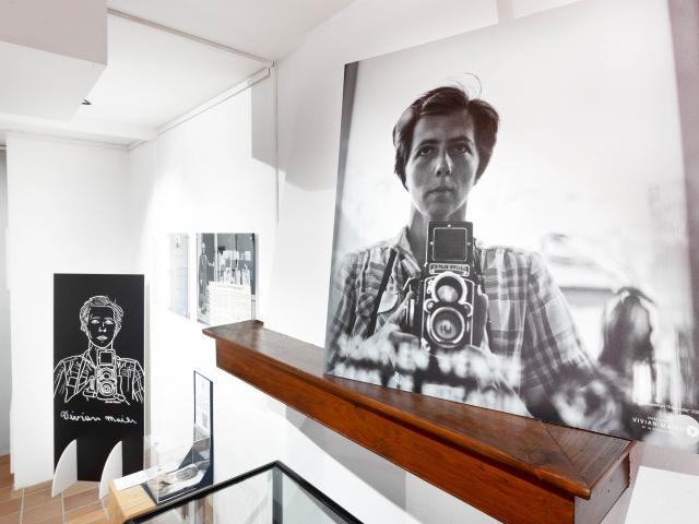 maison de la photographie Vivian Maier, champsaur valgaudemar