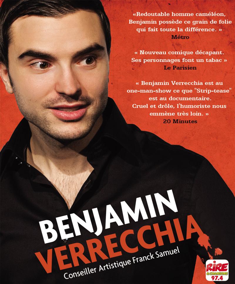 Benjamin Verrecchia - Zygomatic Festival